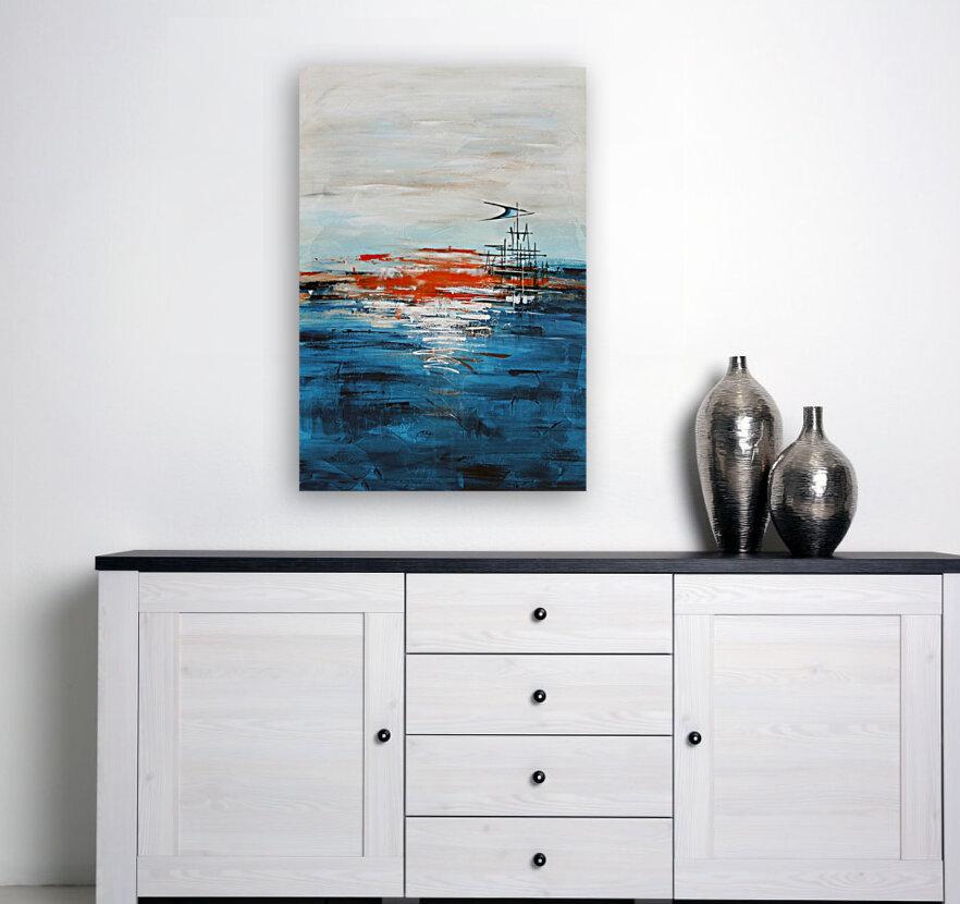 High tide IV  Art