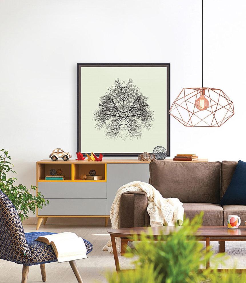 Rorschach Test by Nadav Jonas   Art
