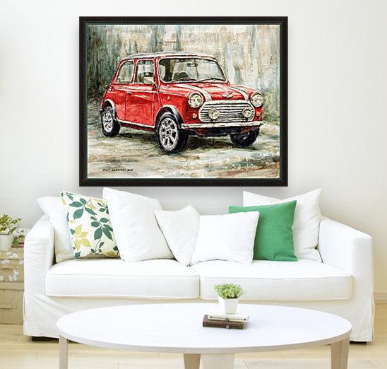 Mini Cooper S 2000  Art