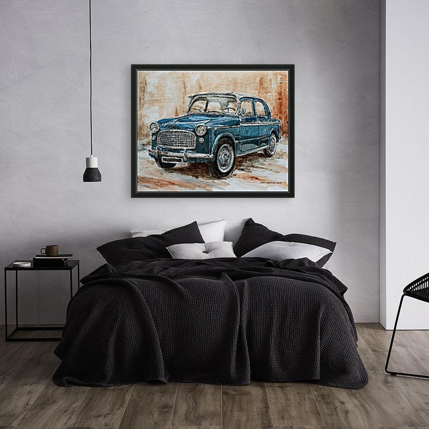 1960 Fiat 1100 103 H  Art