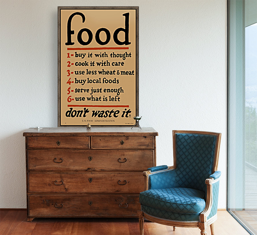 Food Poster  Art