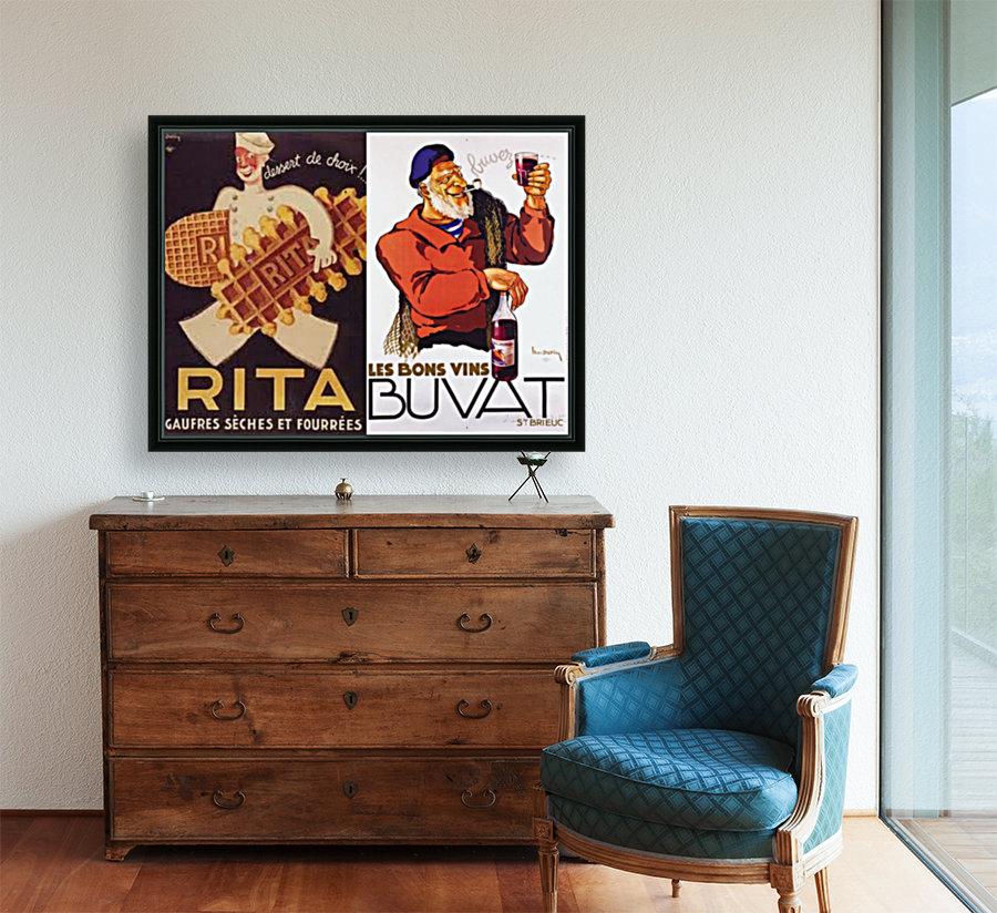 Rita Buvat  Art