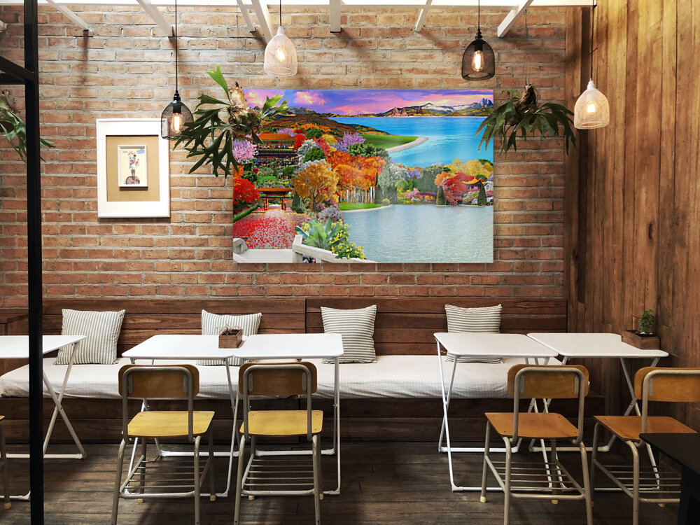 ASIAN HOME  Art