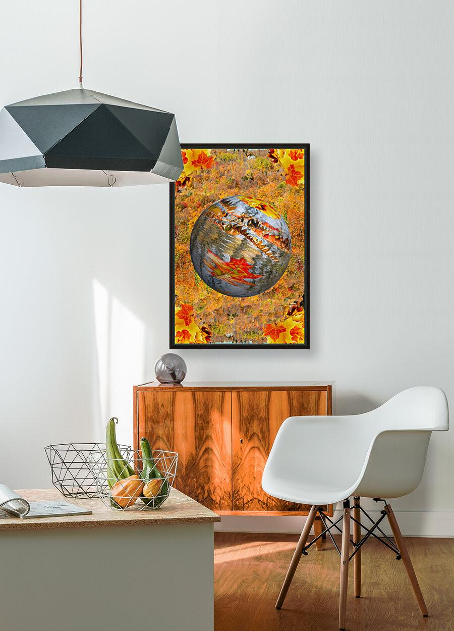 Abstract - Autumn II  Art