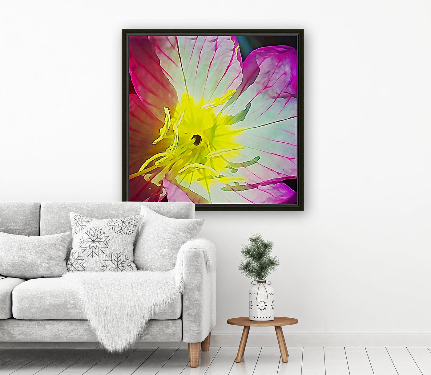 Flower Close Up  Art