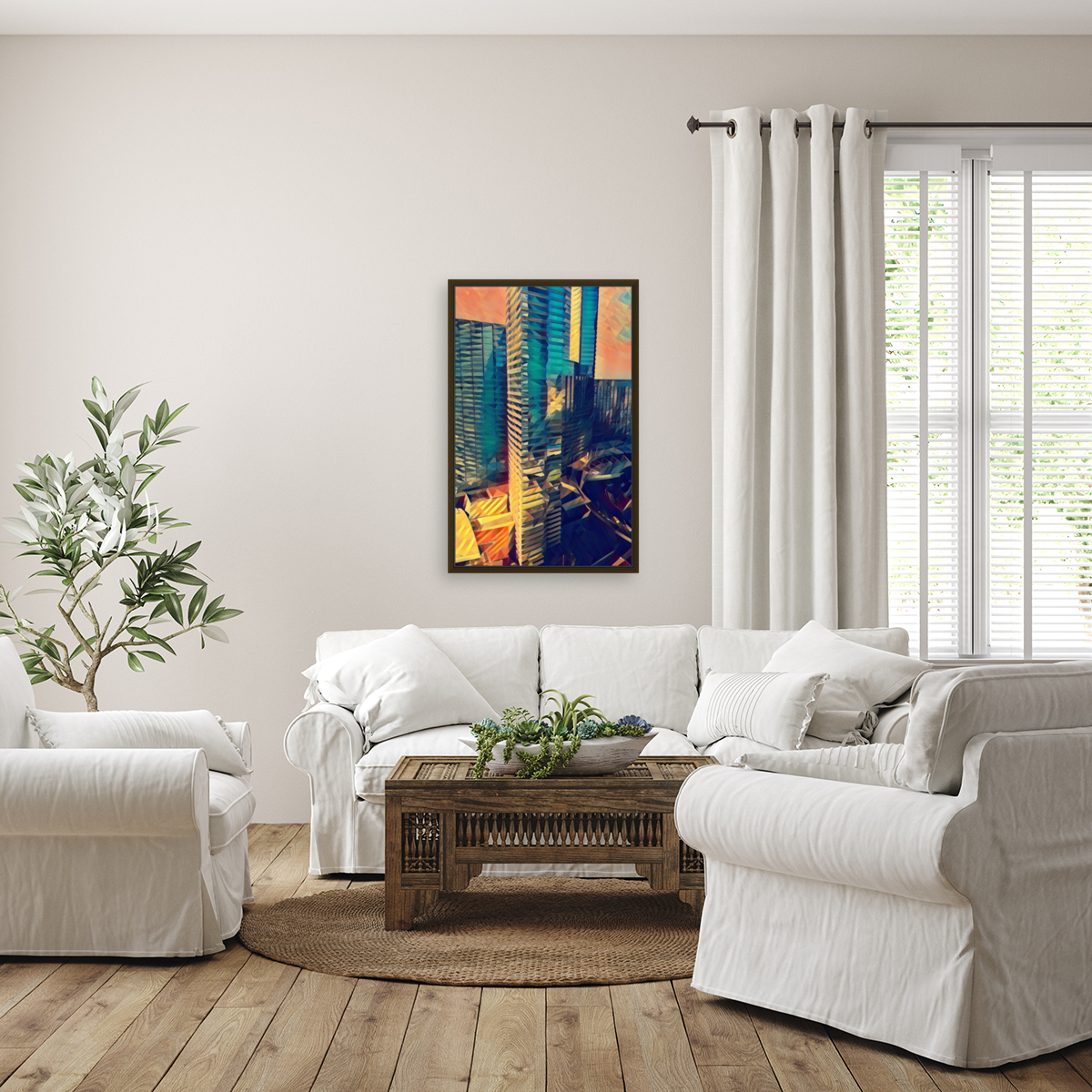 las vegas reflections  Art