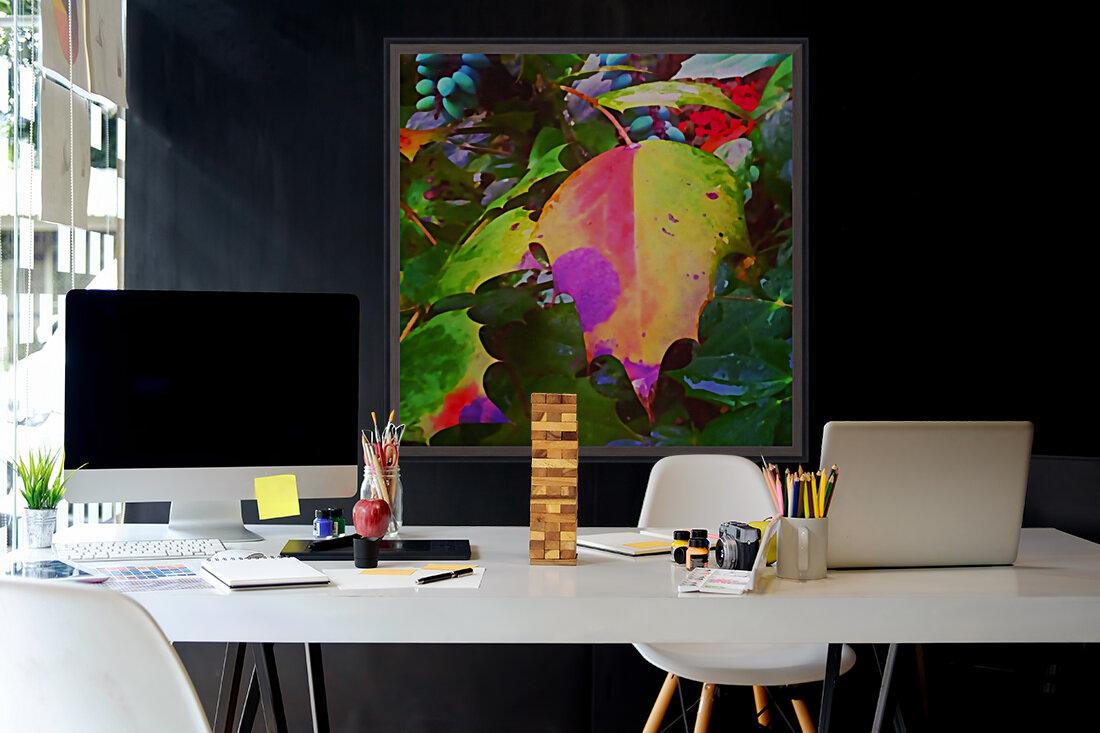 Color Burst  Art