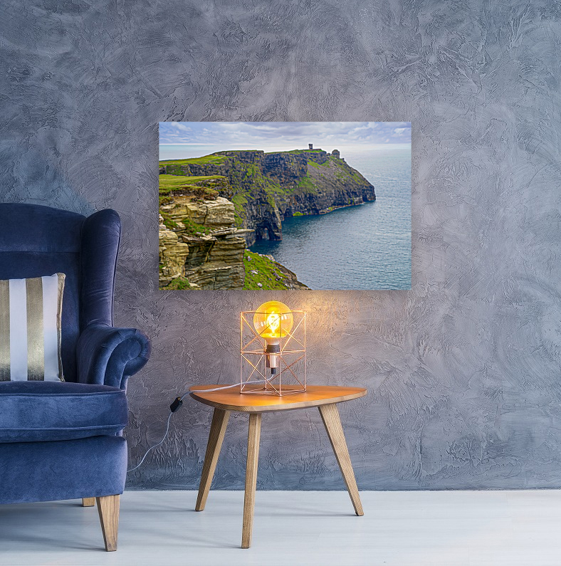 Cliffs Of Moher 4  Art