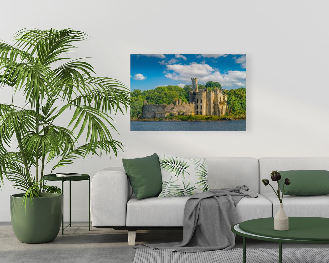 McDermott s Castle Ruins  Art
