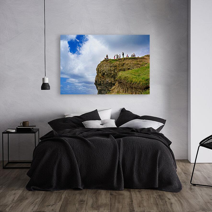 Cliffs Of Moher 3  Art