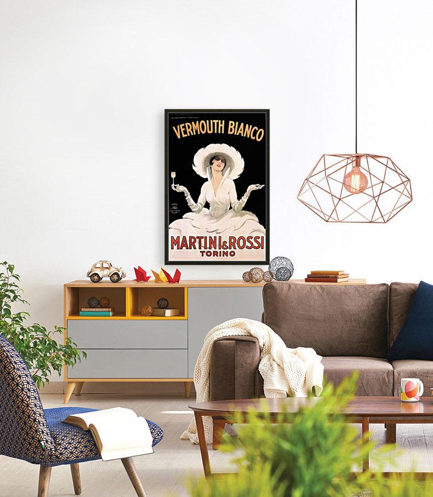 Leonetto Cappiello Cognac Monnet Vintage Ad Art Print Poster  Art