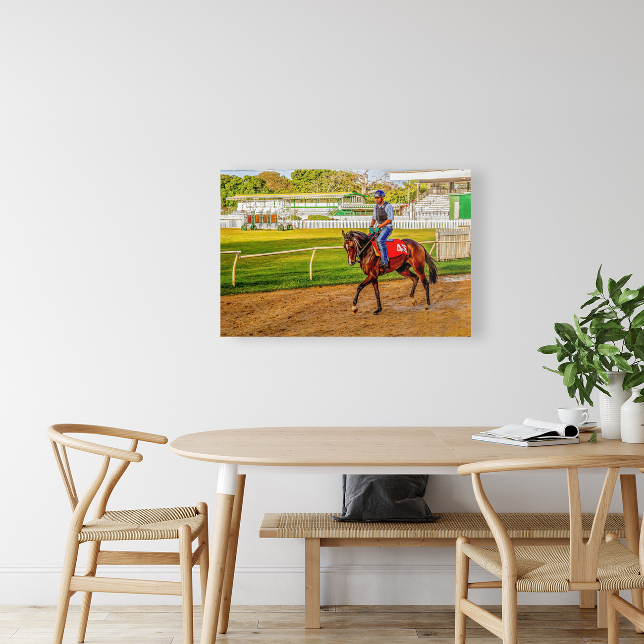 Racehorse03 with Floating Frame