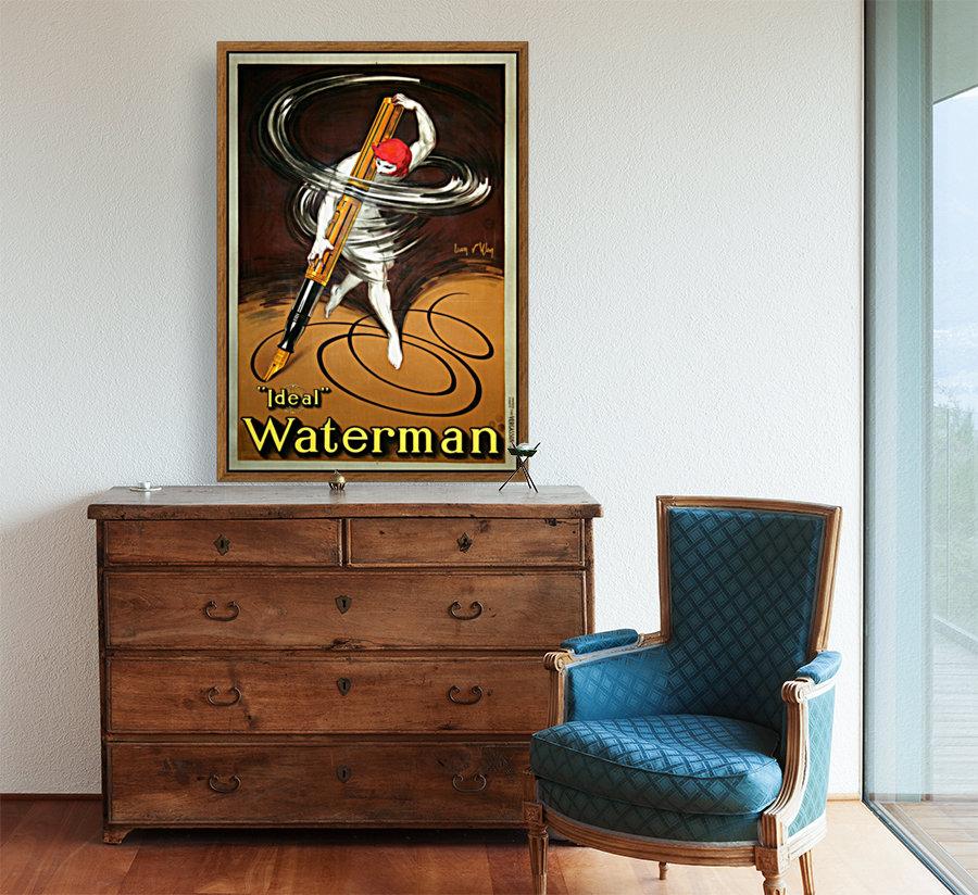 Ideal Waterman  Art