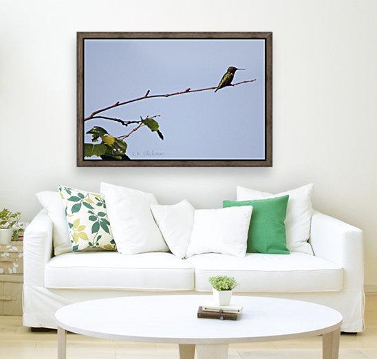 hummingbird 1  Art