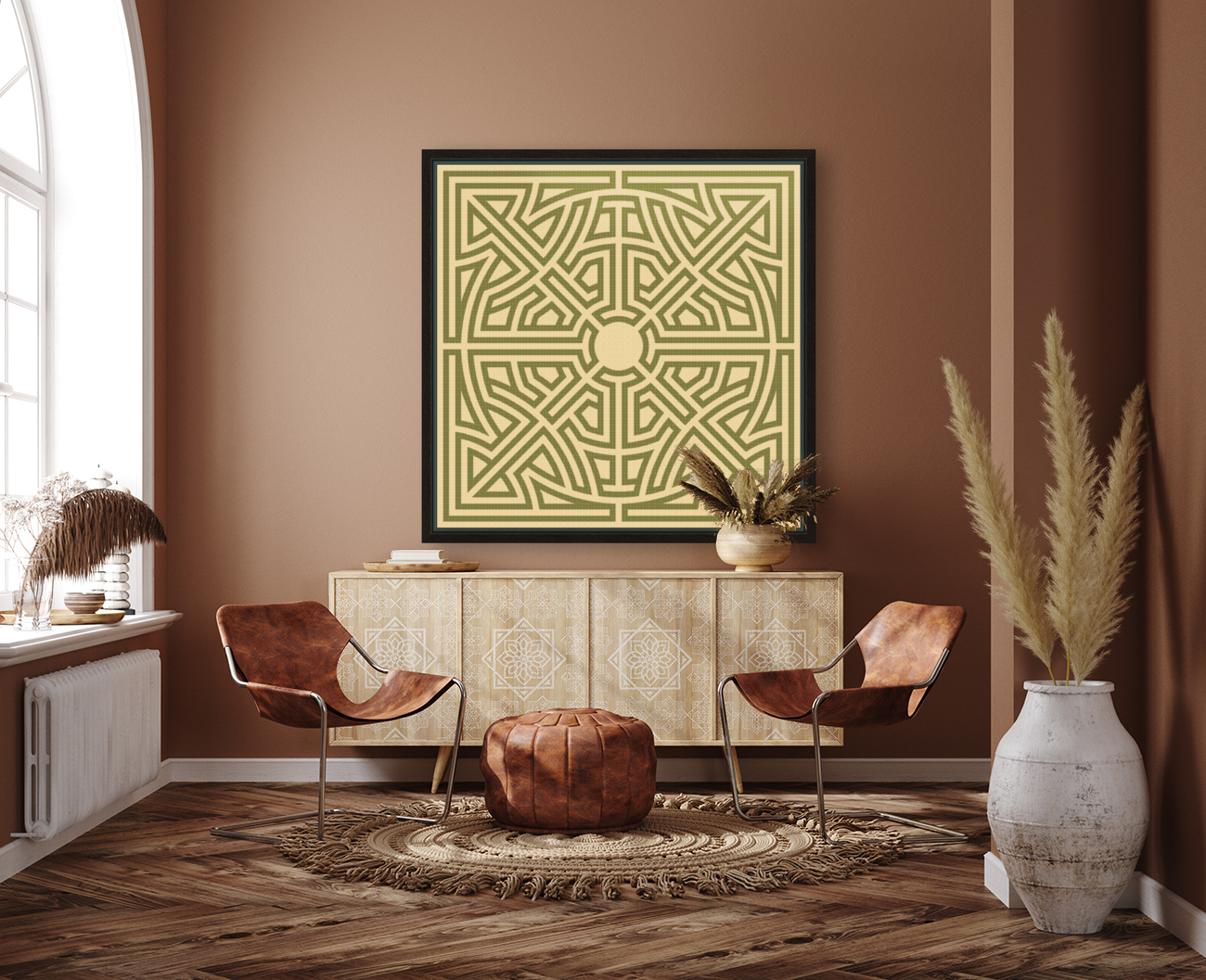 Labyrinth 6002  Art