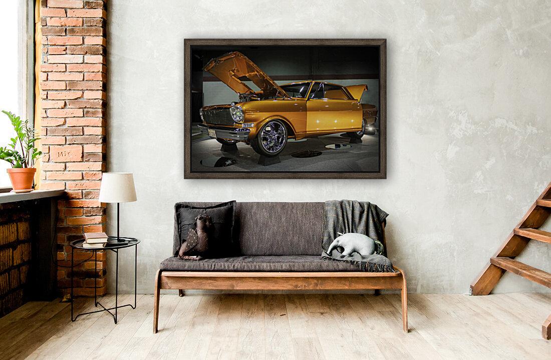 1966 Chevy II Nova  Art