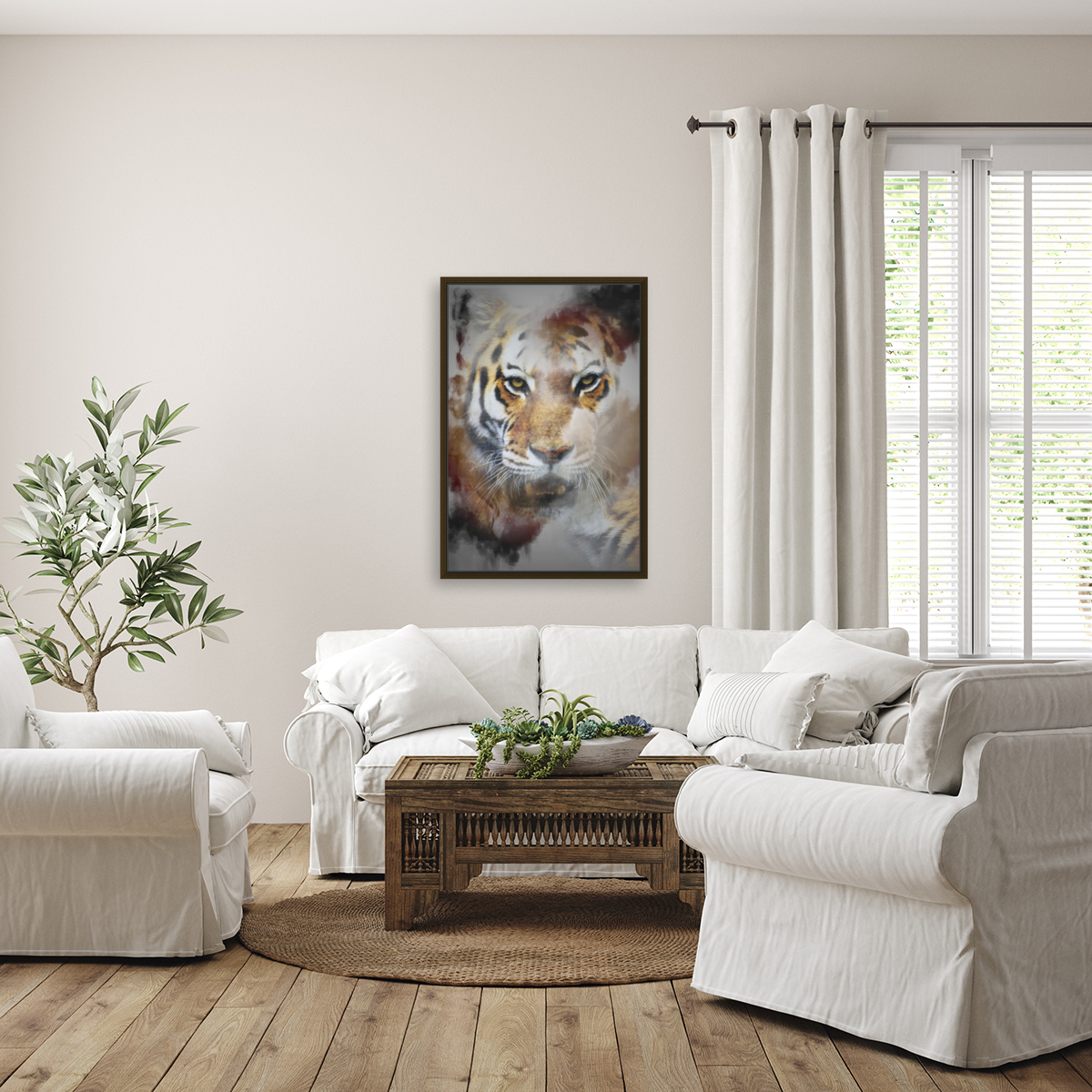 Tigre  Art
