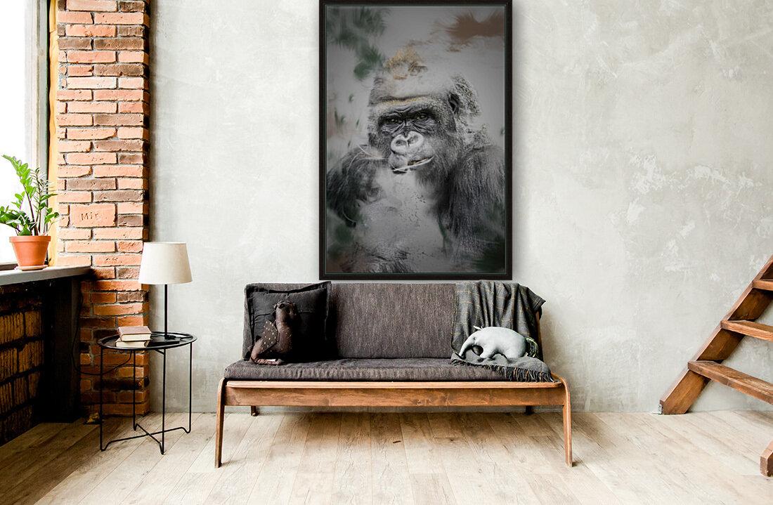 Gorille  Art