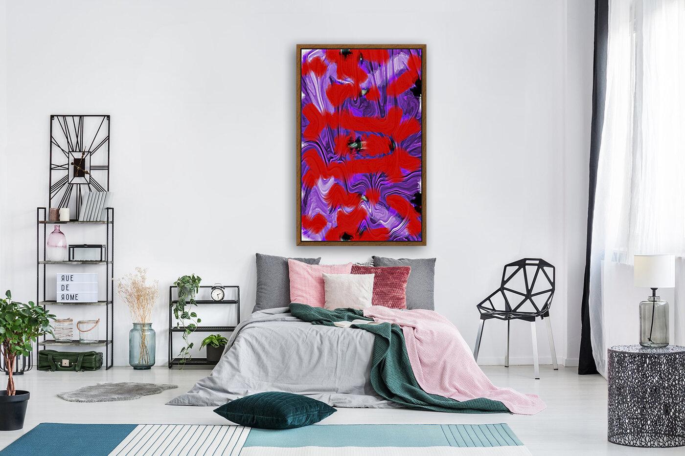 Purple Explorer  Art