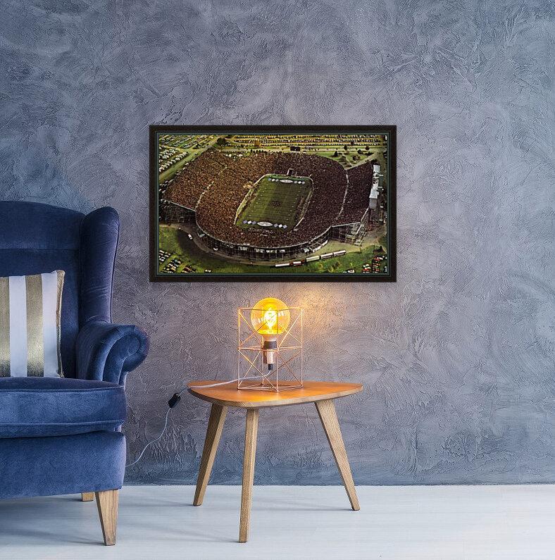 1981 Beaver Stadium Art  Art