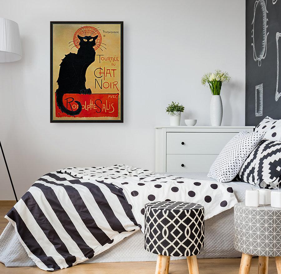 Theophile Steinlen - Tournee du Chat Noir  Art