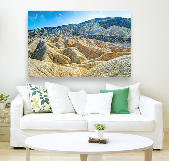 Death Valley Waves  Art