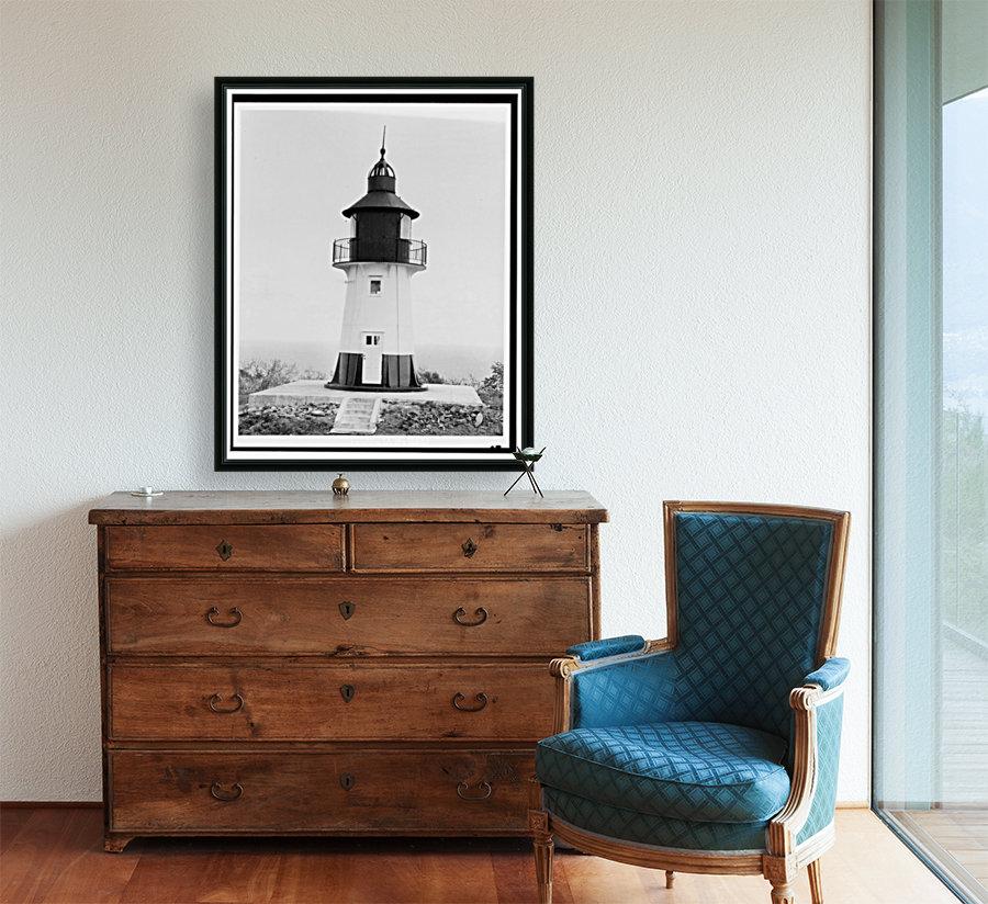 Hams-Bluff-Lighthouse-US-Virgin-Islands  Art