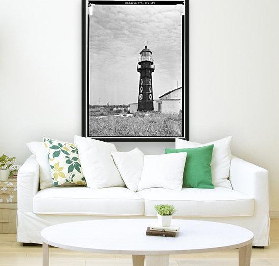 Isla-de-Mona-Light-Puerto-Rico  Art