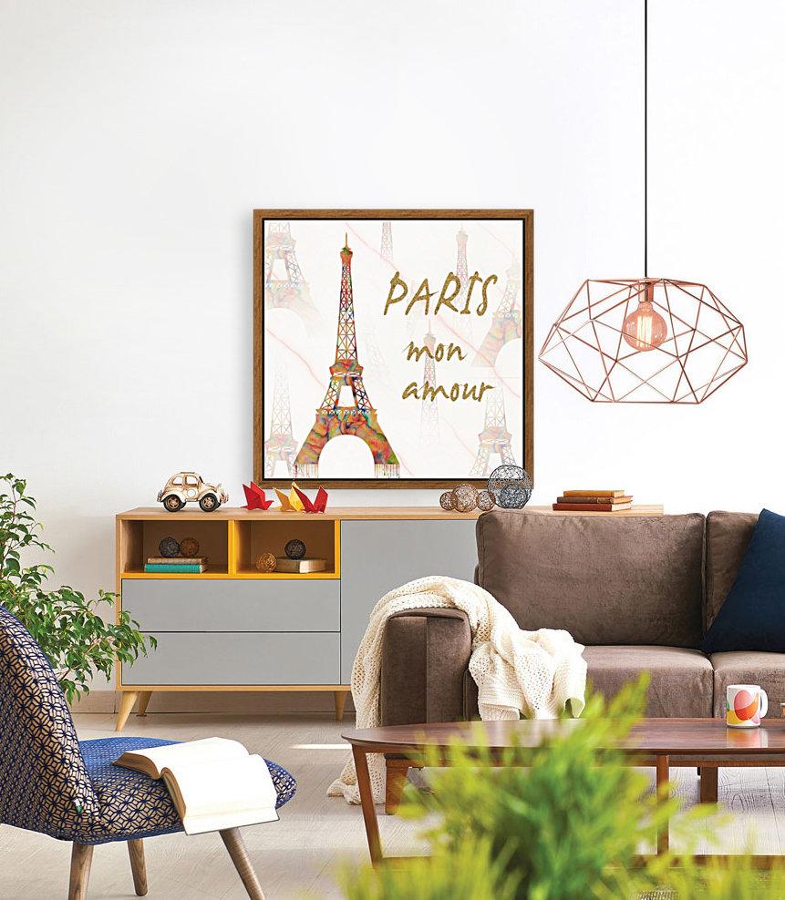 Paris mon amour  Art