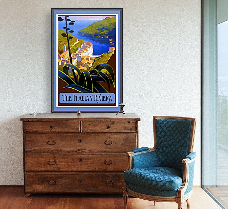 The Italian Riviera  Art
