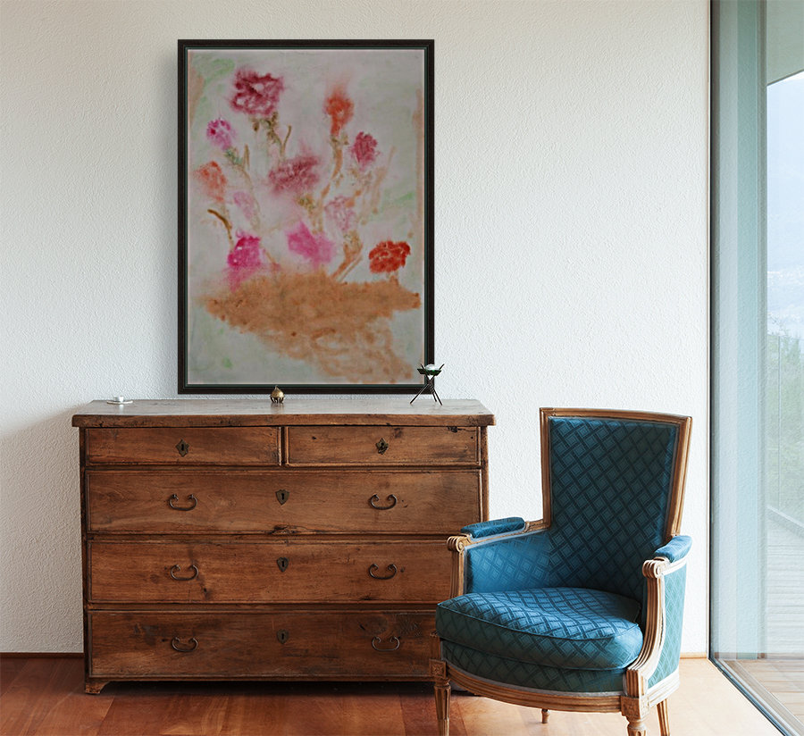 Carnations  Art