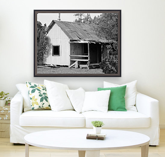 Old Miners Shack  Art