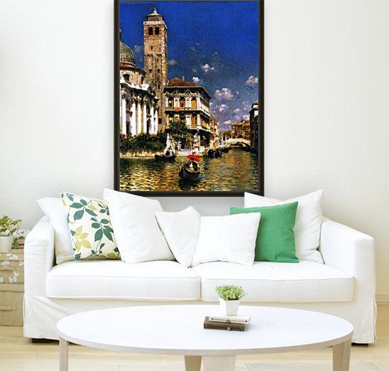 San Geremia, with Palazzo Labia, Venice  Art