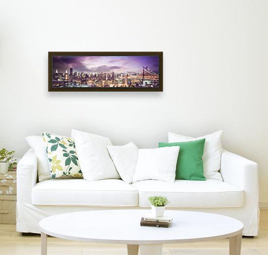 New York Cityscape  Art