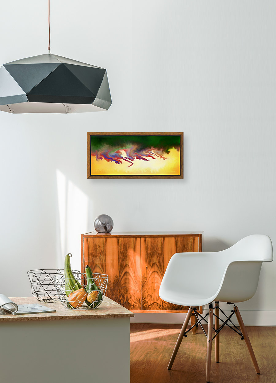 Obadiani V1 - digital abstract  Art