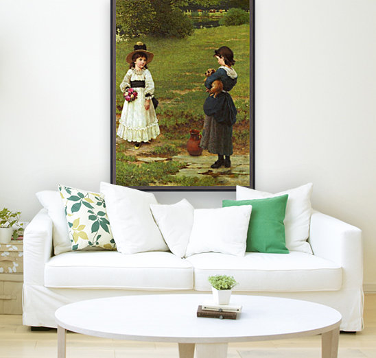 The Town and Country Mouse  Art