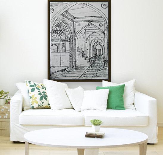 shajaani mosque  Art
