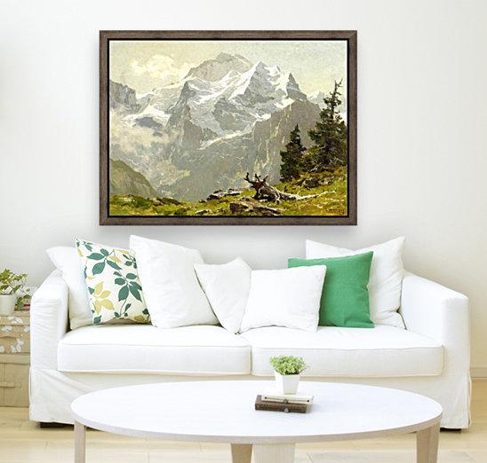 Snowcaps  Art