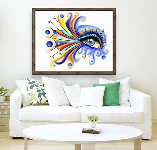 Arubissina V2 - fish eye  Art