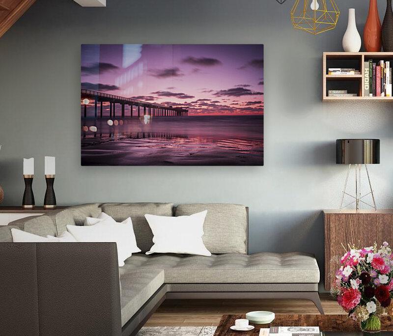 LaJolla Bridge  Art
