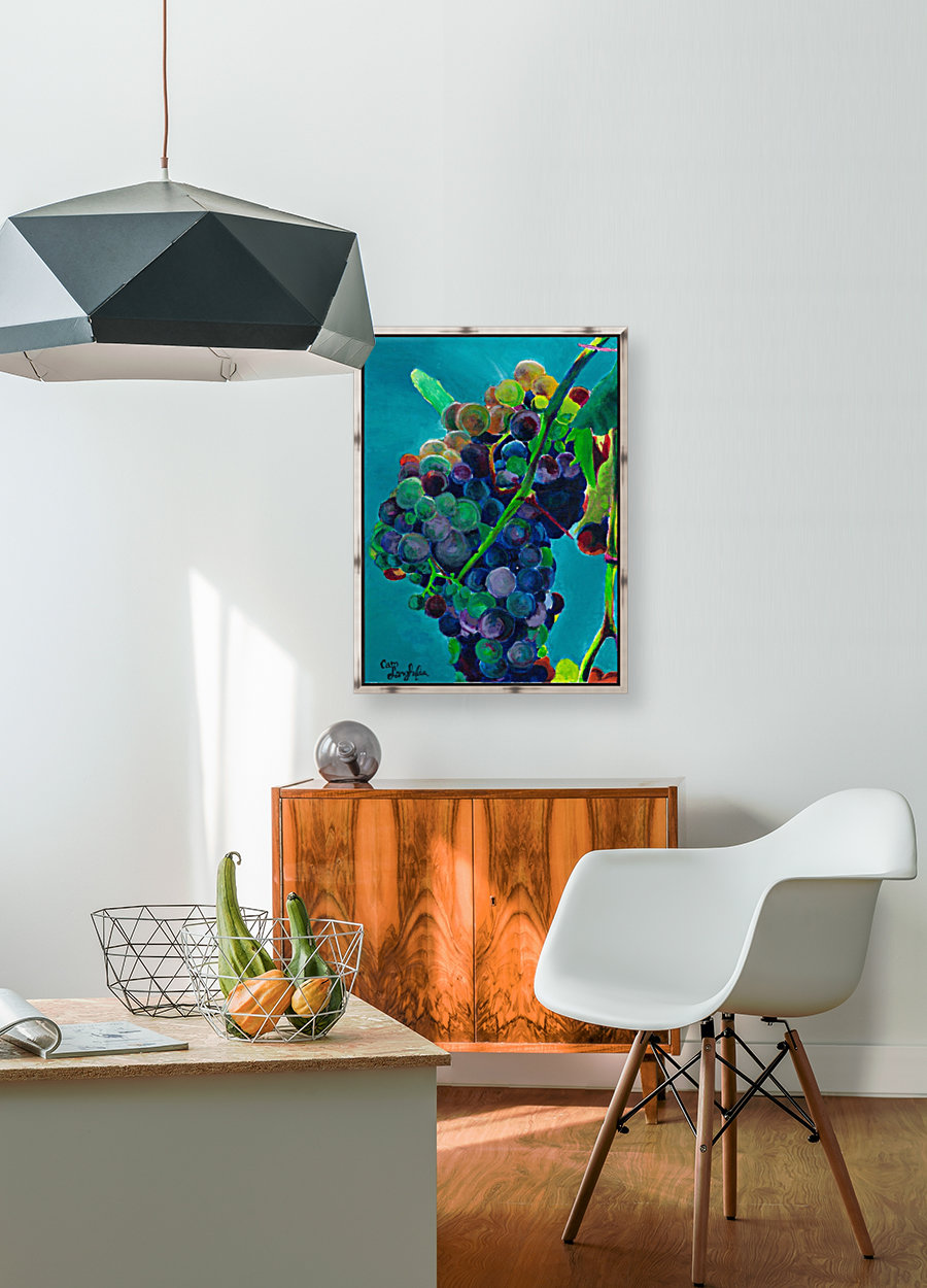 Grapes  Art