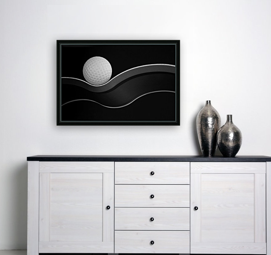 Craters and Curves  Art