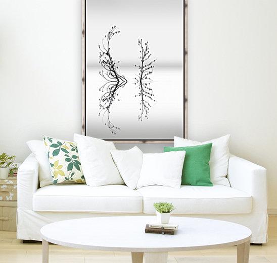 Trees with Birds (2)  Art