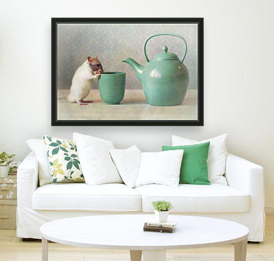 The Teapot  Art