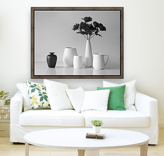 Still Life in Black and White  Art