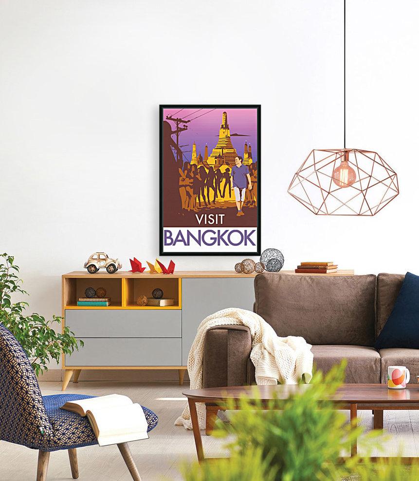 Visit Bangkok  Art