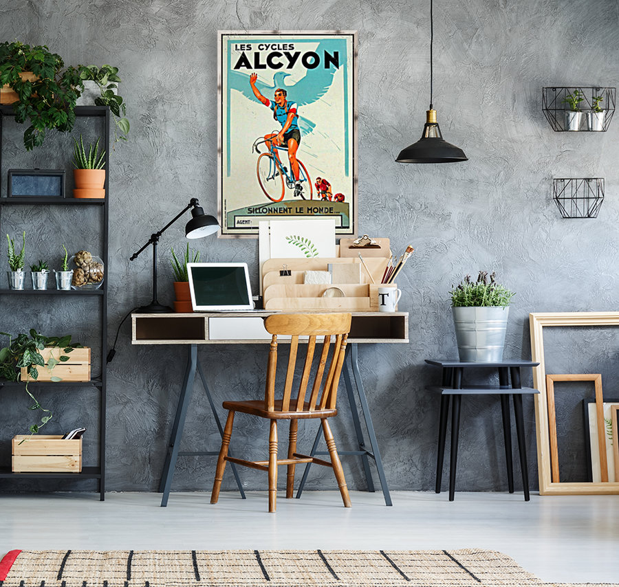 Alcyon Cycles  Art