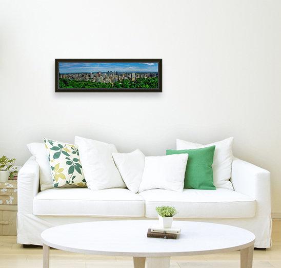 montreal panorama  Art