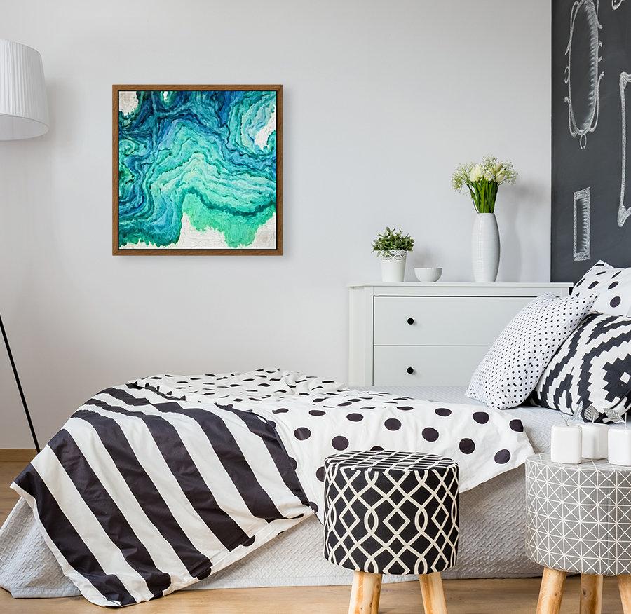 Ocean Floor  Art