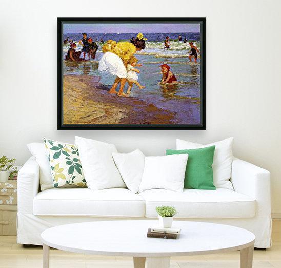 At the Seashore  Art